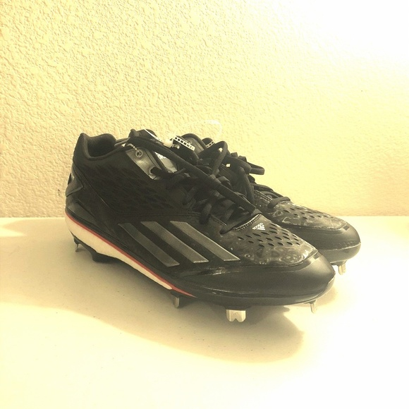 4 Baseball Cleat Adidas Men's 8 Icon Bla PkiuOXZT